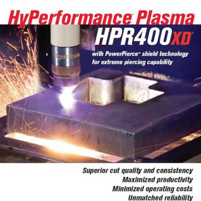HPR 400 XD HyPerformance Plasma System