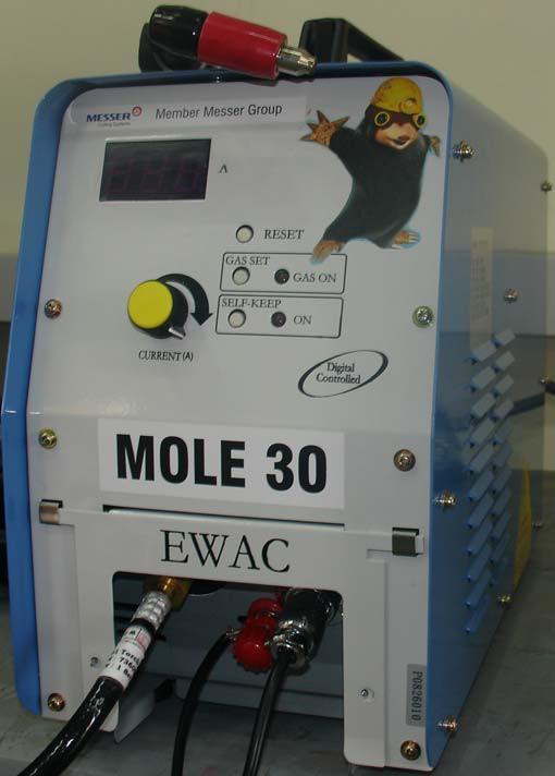 EWAC MOLE30